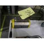 Lot 46 - LIFTING MAGNET, TECHOMAGNETE 550 LB. CAP., Mdl. MAXX 250