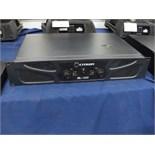 CROWN amplifier mod: Xli 1500 120v-60hz-400w