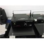 MICROH scanner laser mod:TITAN RGB, 1.5 MKII, 120 volts, 60hz, 3 amp