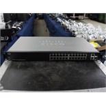 CISCO 26-Port Gigabit smart switch mod: SG200-26