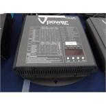 VISIO power 120, power controller mod:VP120XLR…..,