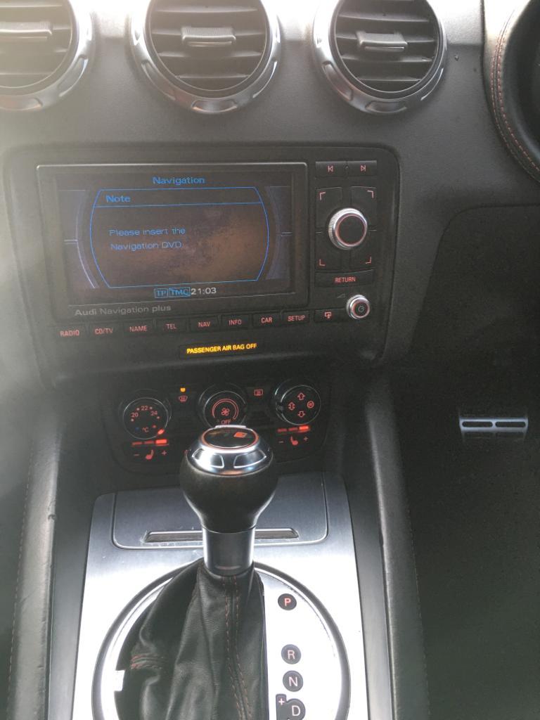 Lot 2A - 2008 AUDI TTS QUATTRO S A