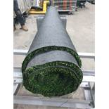 Roll of Green Artificial Grass | Approximate size: 1.7m x 2.4m