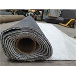 Roll of White Artificial Grass | Approximate size: 2.7m x 7m