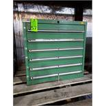 Lista 6 drawer tool cabinet