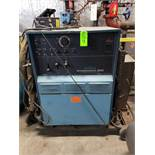 Miller Syncrowave 300 welder with tig leads, miller foot and L-Tec chiller control,