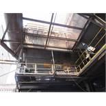 Carborundum Baghouse Model 360-M10, 35,000 CFM, 432 Bags, 100 HP Motor (#3)