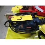 "Ryobi 3"" electric belt sander"