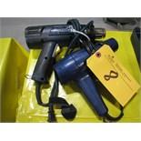 (2) electric heat guns