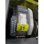 "BP ""500"" electronic tape shooter"
