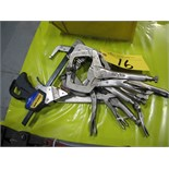 Miscellaneous clamps