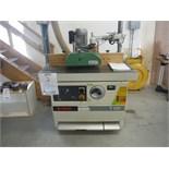 """""""SCM"""" SPINDLE MOULDER / FIX SPINDLE, Mod: T130, 600 volts, 9Amp, 60Hz, 1 1/4'' shaft, C/W FEEDER"""