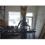 """""""AGET"""" SINGLE BAG DUST COLLECTOR, MODEL 8C50-DI, 1HP, 3450 RPM, 12-16 AMPS, 1-PHASE"""