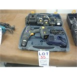 """""""MASTERCRAFT"""" 18V CORDLESS DRILL, C/W CHARGER & CASE"""