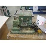"""DOUCET"" ELECTRIC GLUE MACHINE, MODEL RC1-8"