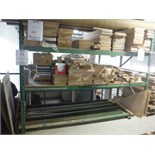 """INDUSTRIAL RACKING W/ 14"""" CROSSBARS (1 SECTION)"""