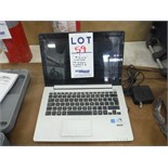 """ASUS"" LAPTOP COMPUTER, MODEL S 300C"