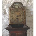 Good 30 hr longcase clock by Tobias Fletcher Barnsley