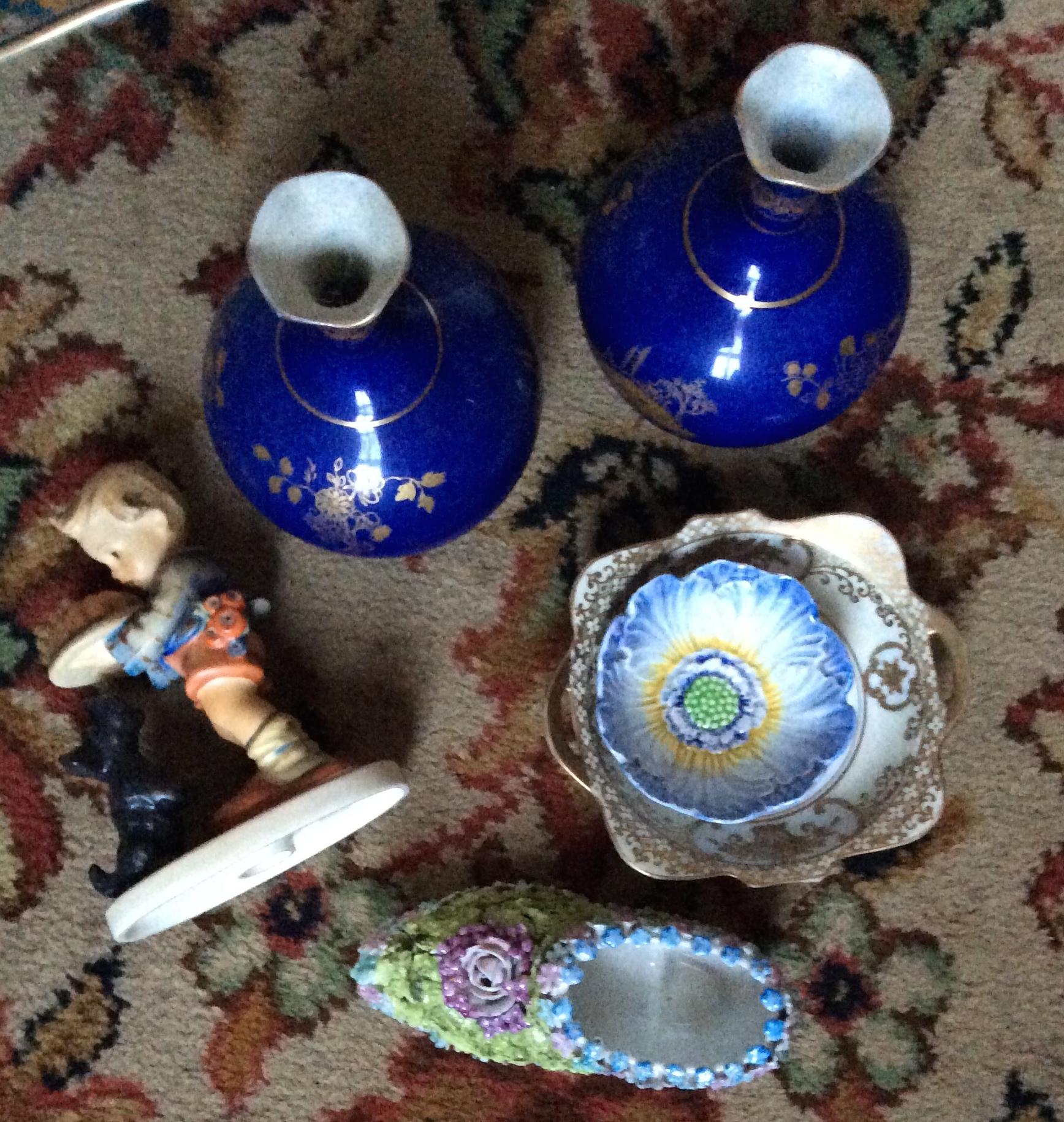 Lot 49 - Misc. ceramics inc. Royal Winton,Doulton etc.