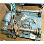 2003 LB SCT Variable Speed Coil Cradle, S/N DR48-024