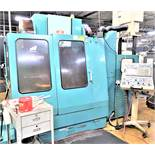 Matsuura Model RA-2DC Vertical Machining Center, S/N 930410450