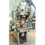 22 Ton Minster #3 high Speed OBI Press, S/N 16260
