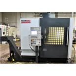 Mori Seiki Duravertical 10335 Eco 3-Axis CNC Vertical Machining Center, S/N 610300001E, New 2011