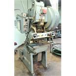 22 Ton Minster #3 high Speed OBI Press, S/N 20815