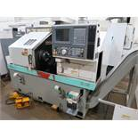 Okuma ES-L10 CNC 2-Axis Turning Center Lathe, S/N PO228, New 2005