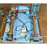 2002 LB SCT Variable Speed Coil Cradle, S/N DR48-019