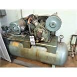 Ingersoll Rand T30 Tank Mounted Air Compressor Model 253, S/N 335777