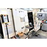 Okuma LU-15II-MW 4-Axis CNC Turning Center w/Live Tools and Sub Spindle, S/N 0474, New 1997