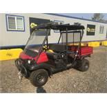 2007 Kawasaki Mule 3010 4x4 Utility Cart