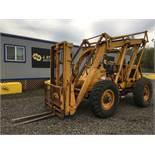 Pettibone Super 6 4x4 Rough Terrain Forklift