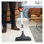 (OM39) Corded Stick Vacuum Cleaner 600W Floor to ceiling cleaning power – effortlessly switc...