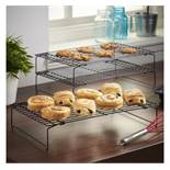 (OM45) 3-Tier Cooling Rack 3 Tier Cooling Rack System efficiently and swiftly cools food Powd...