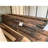 AMERICAN BLACK WALNUT - Prime Grade - Horizon Saw Mill Stock - 50mm thick 2.8-3.7m long 1.9258m3,