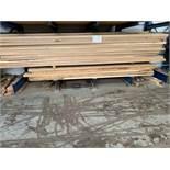 EUROPEAN OAK - Prime Grade - Straight Edged QBA Boules 54mm thick 5.2, 4 and 3.4m lengths - 3.6m3