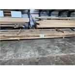 EUROPEAN OAK - Joinery Grade 65mm thick 4.5m lengths - 0.6352m3