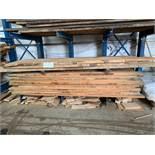 AMERICAN CHERRY - Prime Grade - Horizon Saw Mill Stock 50mm thick 2.5-3.7m long - 0.3762m3, 25mm