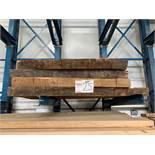 EUROPEAN OAK - Character Grade - Air Dried 100mm thick 1.27 - 1.5m long - 0.3258m3