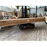 EUROPEAN OAK - Character Grade - Straight Edged QBIB Boules 54mm thick 4.8m lengths