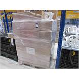Large Quantity 12 Litre White Halogen Oven Lids and Base Stands