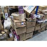 Quantity of Customer Returns to Pallet, items not tested. This lot may include both working and