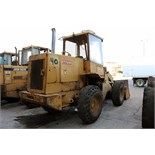 ARTICULATED FRONT END LOADER, CATERPILLAR MDL. H100XL, S/N 6MN00796 (Unit No. 40)