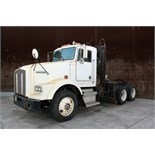 TILT LIFT TRACTOR, KENWORTH, new 1988, Odo: 740,000 miles, Chassis No. M515122
