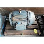ELECTRIC MOTOR, 60 HP, 208-230/460 V.