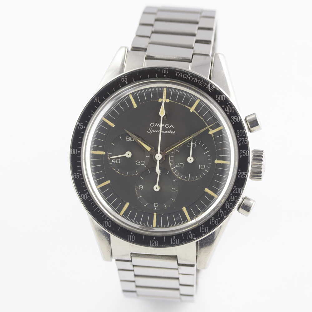 "AN EXTREMELY RARE GENTLEMAN'S STAINLESS STEEL OMEGA SPEEDMASTER ""SPECIAL PROJECTS"" CHRONOGRAPH - Image 4 of 14"
