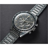 """Lot 178 - AN EXTREMELY RARE GENTLEMAN'S STAINLESS STEEL OMEGA SPEEDMASTER """"SPECIAL PROJECTS"""" CHRONOGRAPH"""