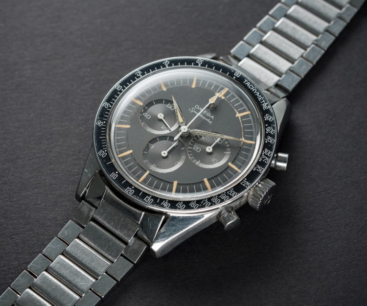 "AN EXTREMELY RARE GENTLEMAN'S STAINLESS STEEL OMEGA SPEEDMASTER ""SPECIAL PROJECTS"" CHRONOGRAPH"